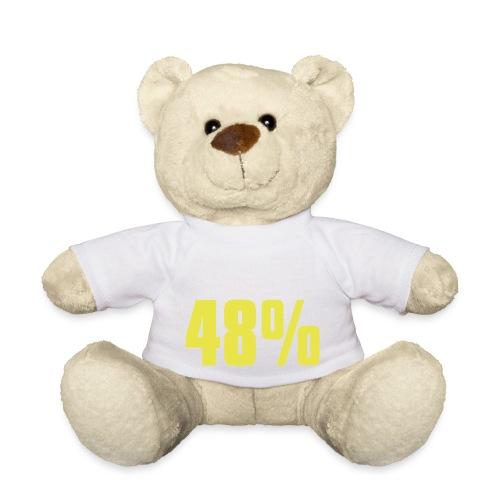 48% - Teddy Bear