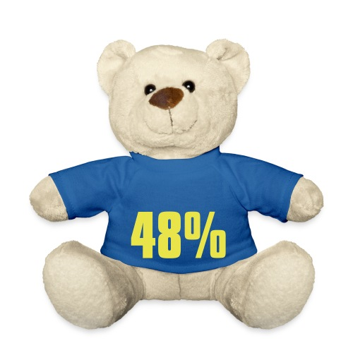 48% - Teddy Bear
