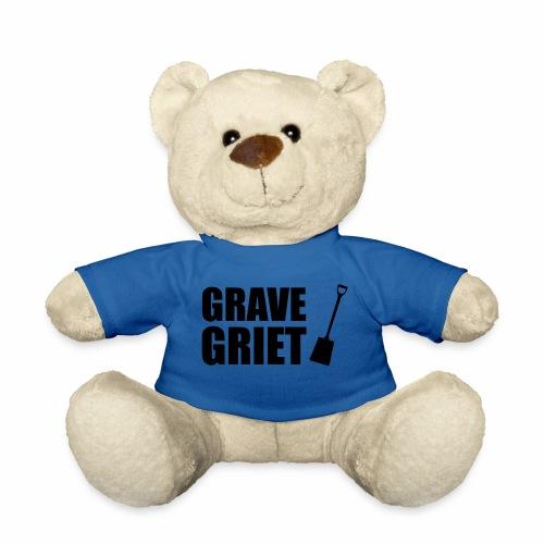 Grave griet - Teddy
