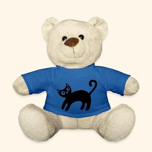 black_kitteh_3_einfabig - Teddy