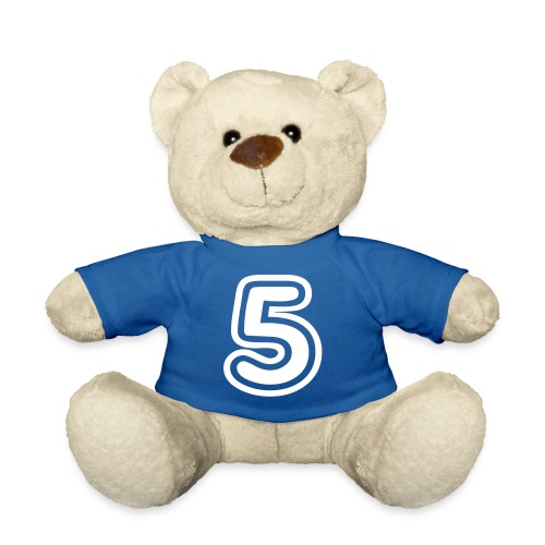 cool number 5 - Teddy