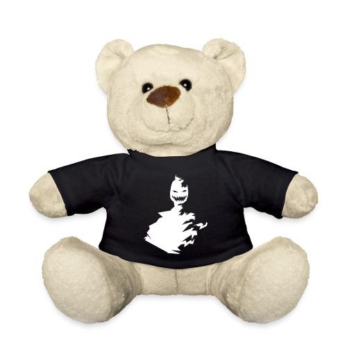 t-shirt monster (white/weiß) - Teddy