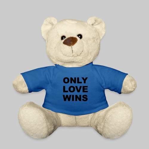 Only Love Wins - Teddy Bear