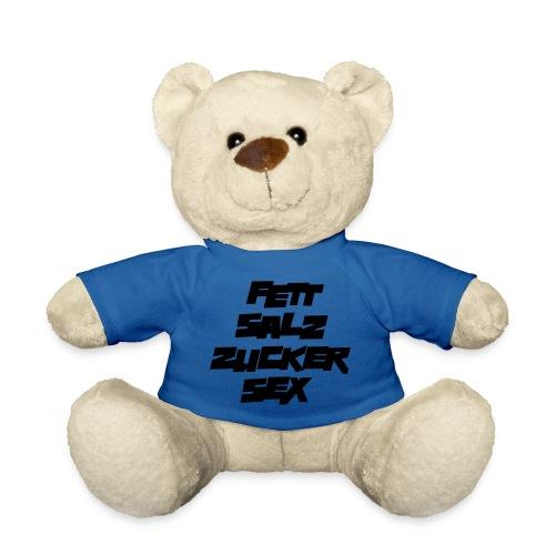 fett_salz_zucker_sex - Teddy