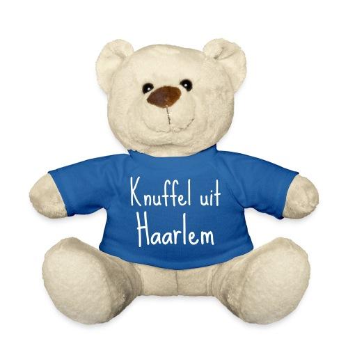 knuffel uit haarlem wit - Teddy