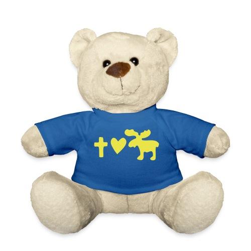 Glaube, Liebe, Elch! - Teddy