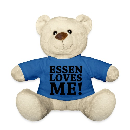 ESSEN LOVES ME ! - Teddy