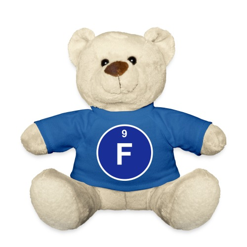 Fluorine (F) (element 9) - Teddy Bear