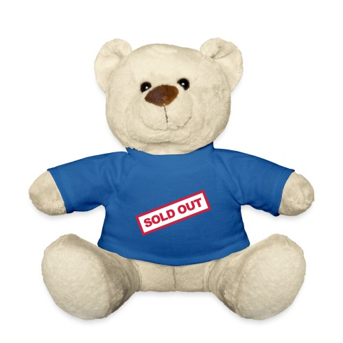 sold out - Teddy