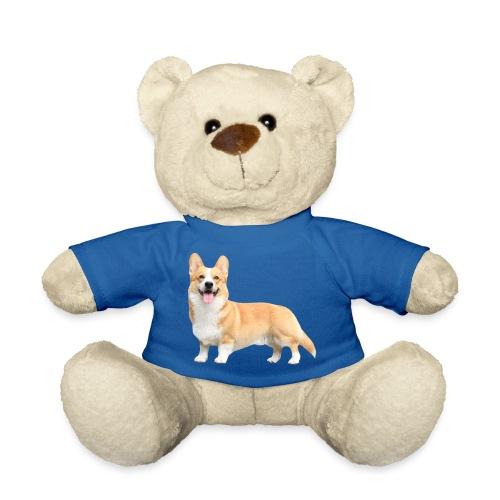 Topi the Corgi - Sideview - Teddy Bear