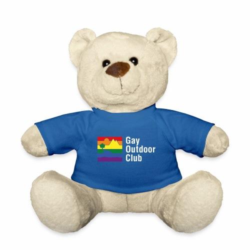 GOC Logo White Text - Teddy Bear