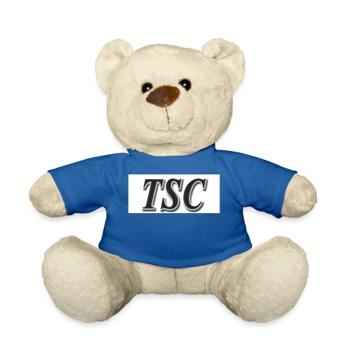 TSC Black Text - Teddy Bear