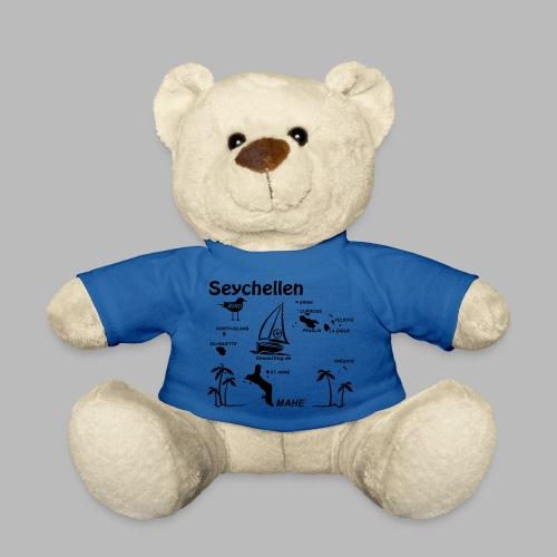 Seychellen Insel Crewshirt Mahe etc. - Teddy