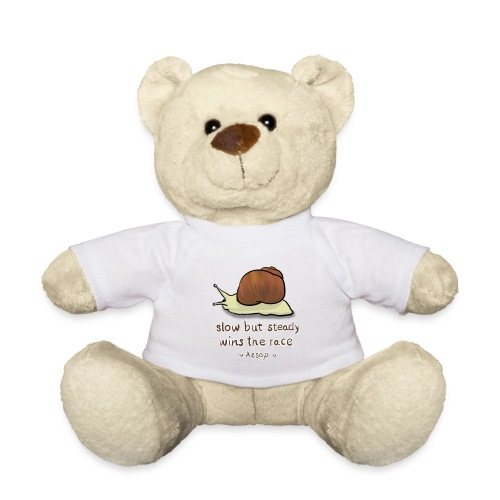 Snail - Teddy Bear