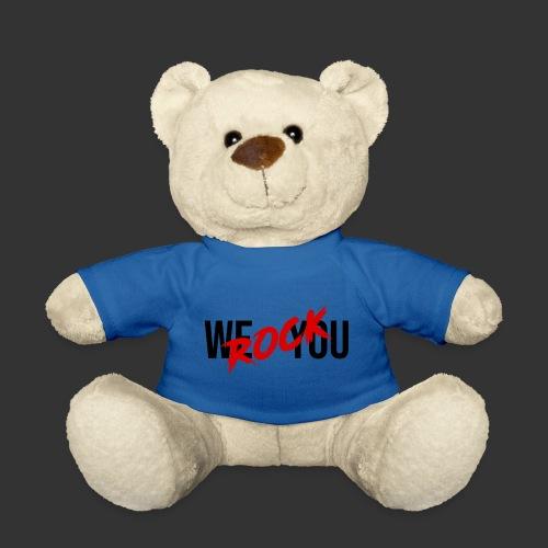 The LEYTHOUSE motto - Teddy Bear