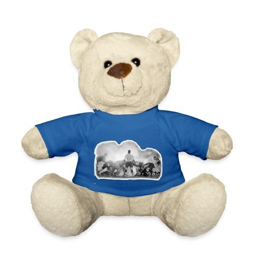 Rugby Scrum - Teddy Bear