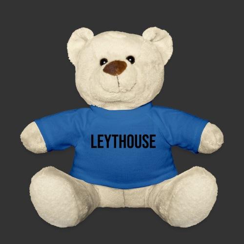 LEYTHOUSE main logo black - Teddy Bear