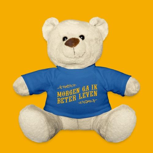 tshirt yllw 01 - Teddy