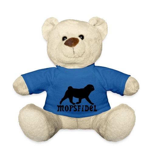 Mopsfidel - Teddy