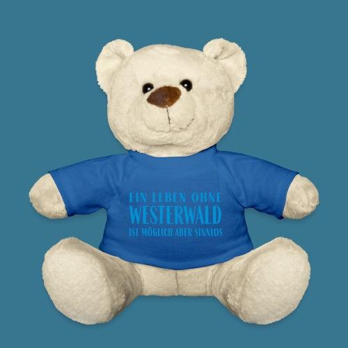 Westerwaldleben. - Teddy