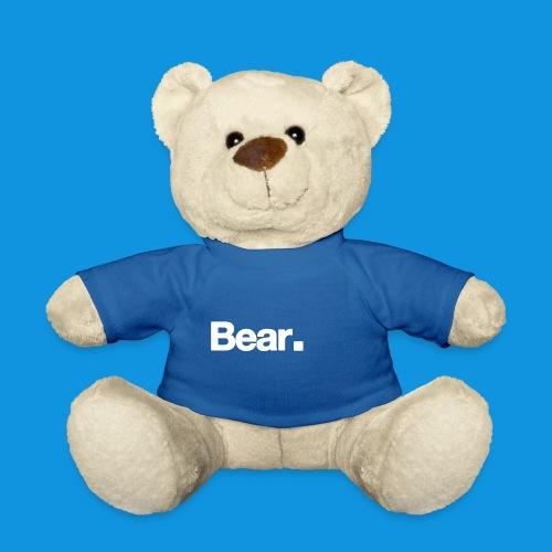 Bear. Retro Bag - Teddy Bear