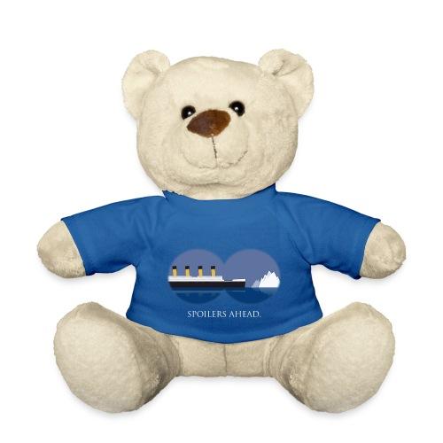 Spoilers ahead. - Teddy