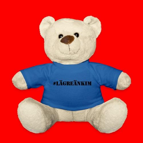 #lägreänkim - Nallebjörn