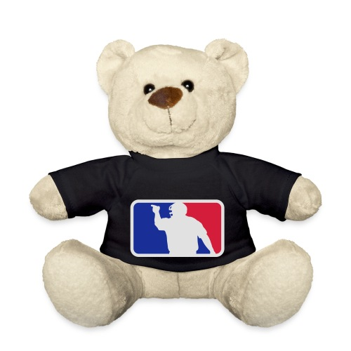 Baseball Umpire Logo - Teddy Bear