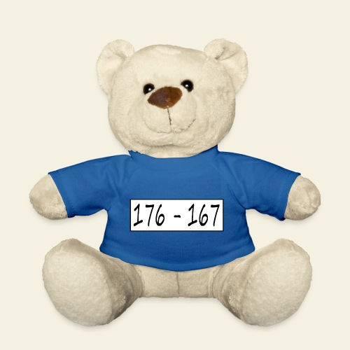 176167 - Teddybjørn