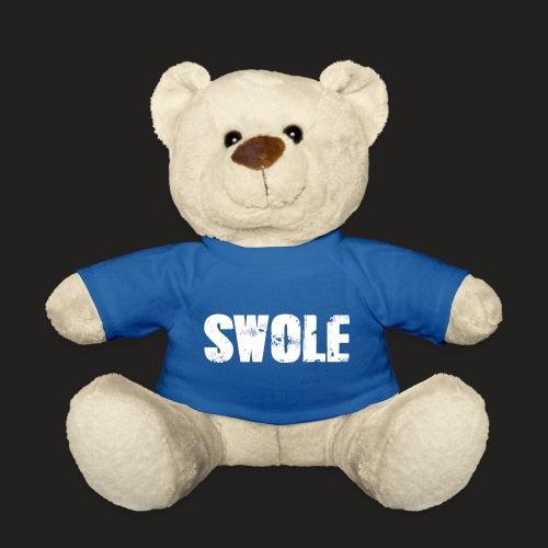 SWOLE FLAT CAP - Teddy Bear
