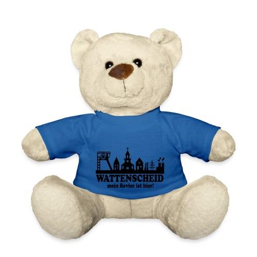 Skyline Wattenscheid - Mein Revier ist hier - Teddy