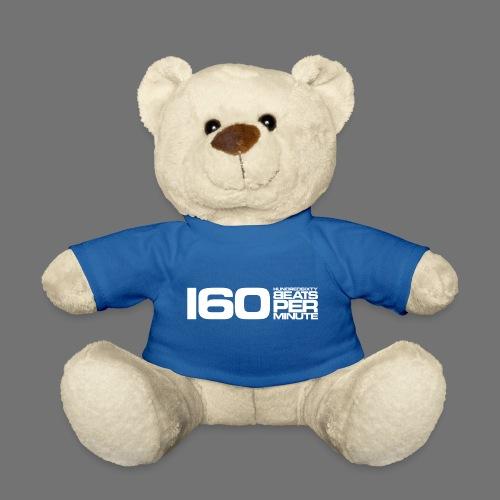 160 BPM (white long) - Teddy