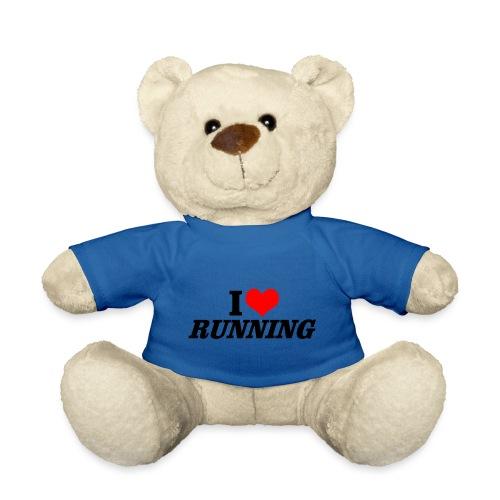 I love running - Teddy
