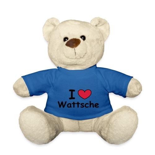 I love Wattsche - Teddy