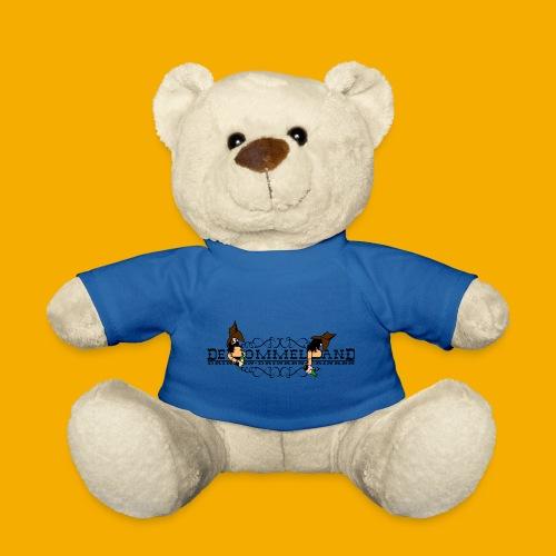 tshirt logo vintage - Teddy
