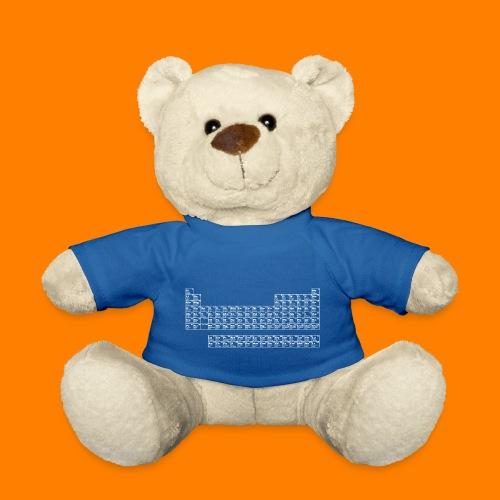 periodic white - Teddy Bear