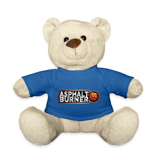 Asphalt Burner - for streetball players - Teddy Bear