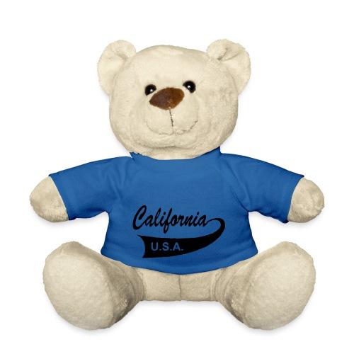 California USA - Teddy