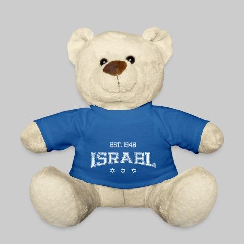 ISRAEL-white - Teddy Bear