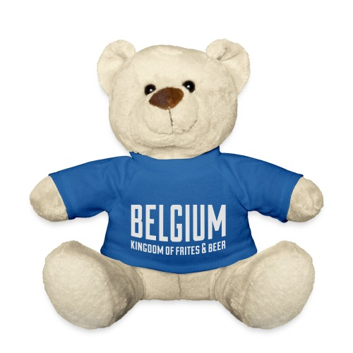 Belgium kingdom of frites & beer - Nounours