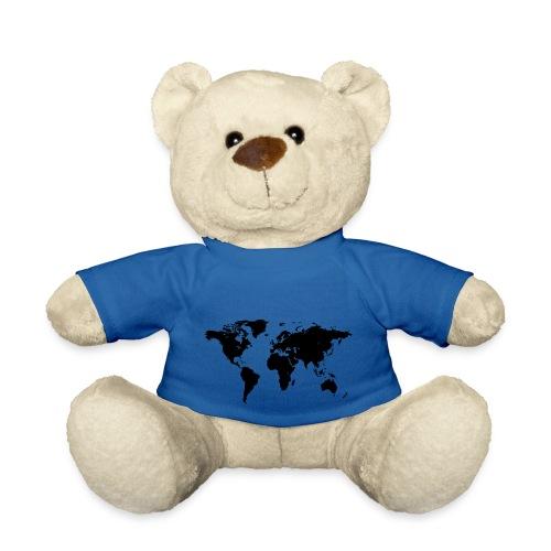 World Map - Teddy