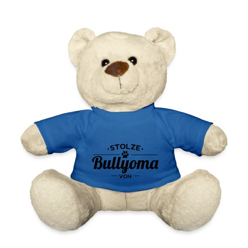 Stolze Bullyoma Wunschname - Teddy