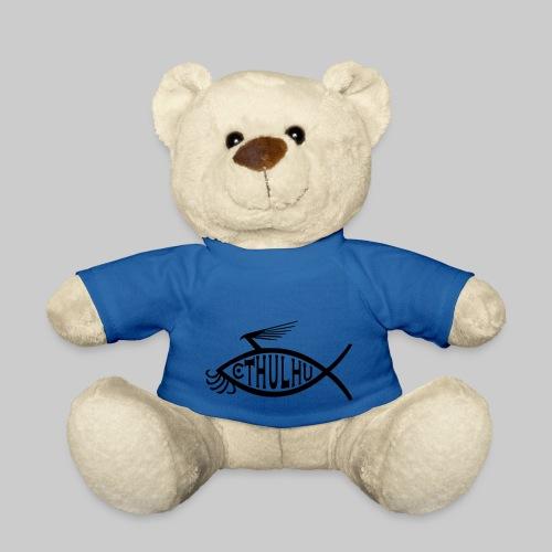 Cthulhu Fisch Symbol - Teddy