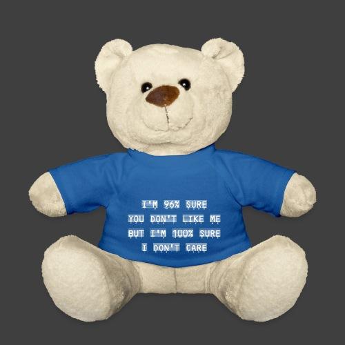 96% - Teddy Bear