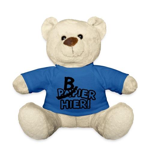 bbb_bierhier - Teddy Bear