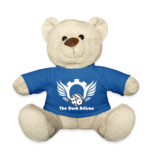 Artisan white logo - Teddy Bear