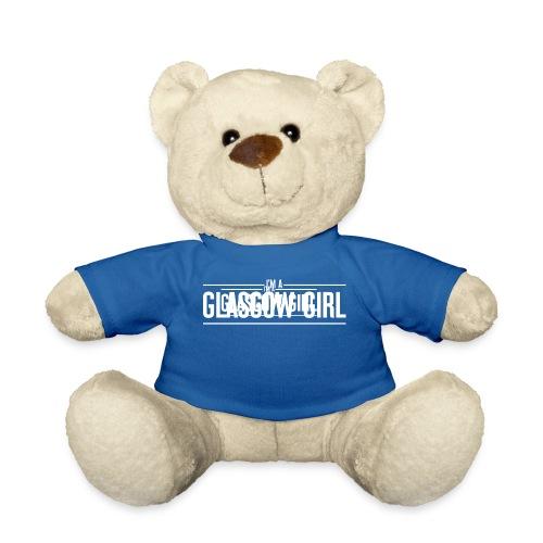Glasgow Girl t-shirt - Teddy Bear