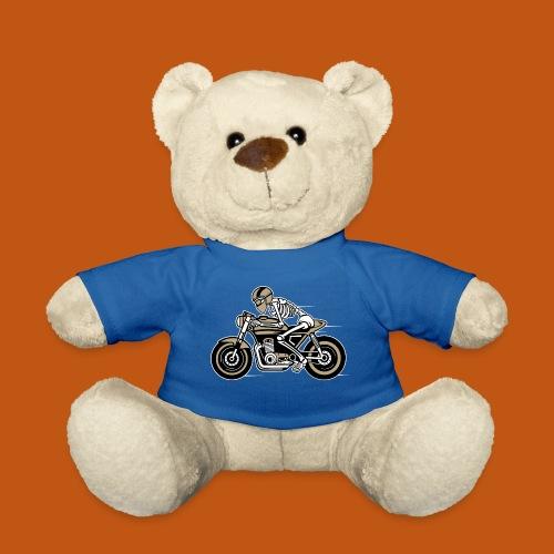 Cafe Racer Motorrad 05_dreifarbig - Teddy