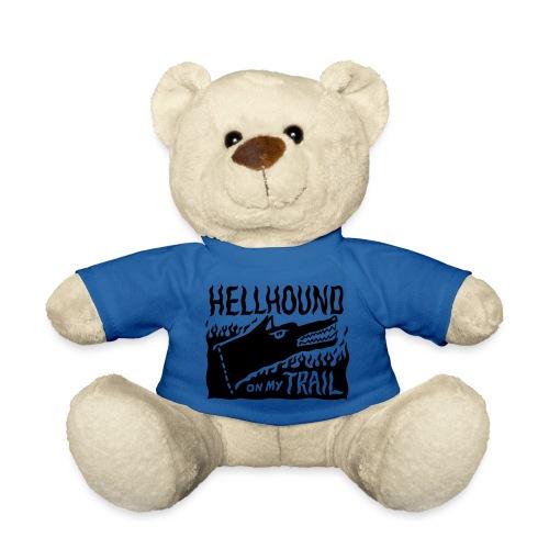 Hellhound on my trail - Teddy Bear