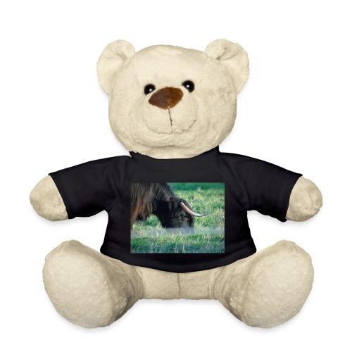 A highland cow - Teddy Bear
